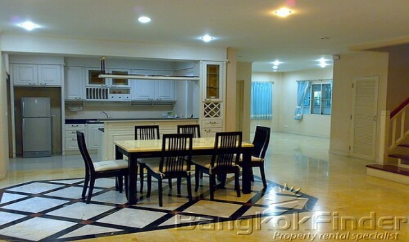 4 Bedrooms, 一戸建て, 売買物件, 4 Bathrooms, Listing ID 3087, Bangkok, Thailand,