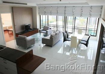 2 Bedrooms, ペントハウス, 賃貸物件, Prime Mansion 31, 3 Bathrooms, Listing ID 3241, Khwaeng Khlong Tan Nuea, Khet Watthana, Bangkok, Thailand, 10110,
