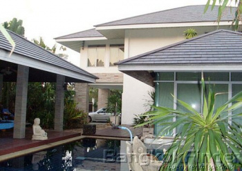 3 Bedrooms, 一戸建て, 賃貸物件, 3 Bathrooms, Listing ID 3254, Bangkok, Thailand,