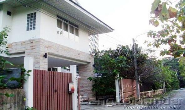 3 Bedrooms, 一戸建て, 賃貸物件, 3 Bathrooms, Listing ID 3254, Bangkok, Thailand,