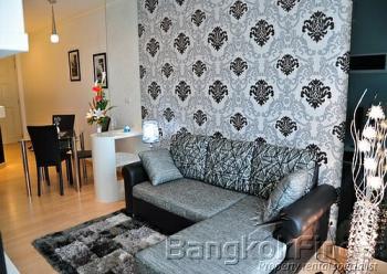 2 Bedrooms, コンドミニアム, 賃貸物件, Life@Sathorn, 2 Bathrooms, Listing ID 3319, Silom, Bang Rak, Bangkok, Thailand, 10500,