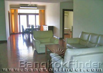 2 Bedrooms, ペントハウス, 賃貸物件, Praphai House, Pattanasin, 2 Bathrooms, Listing ID 167, Bangkok, Thailand,