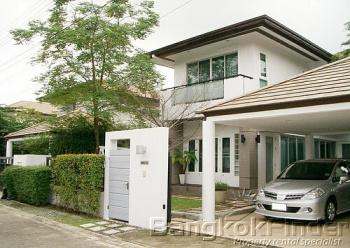 3 Bedrooms, 一戸建て, 賃貸物件, Soi Chok Chai 3, 4 Bathrooms, Listing ID 3381, Khlong Chan, Bang Kapi, Bangkok, Thailand, 10240,