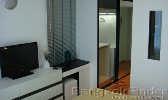 1 Bedrooms, ペントハウス, 賃貸物件, Phayathai, 1 Bathrooms, Listing ID 3431, Thanon Phetchaburi, Ratchathewi, Bangkok, Thailand, 10400,