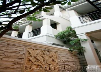 4 Bedrooms, 一戸建て, 賃貸物件, 4 Bathrooms, Listing ID 3502, Samsen Nai, Phaya Thai, Bangkok, Thailand, 10400,